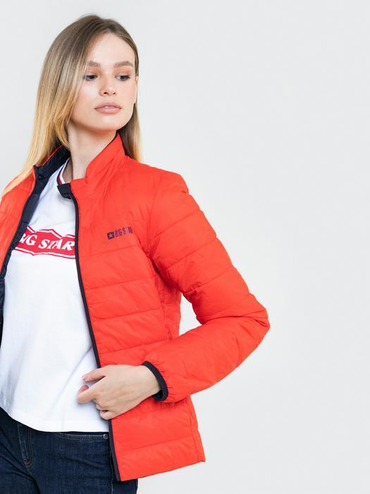 Двусторонняя стёганая куртка MARIBEL 403