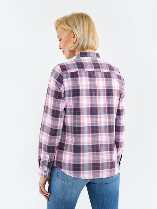 Рубашка в клетку PATIMI 603