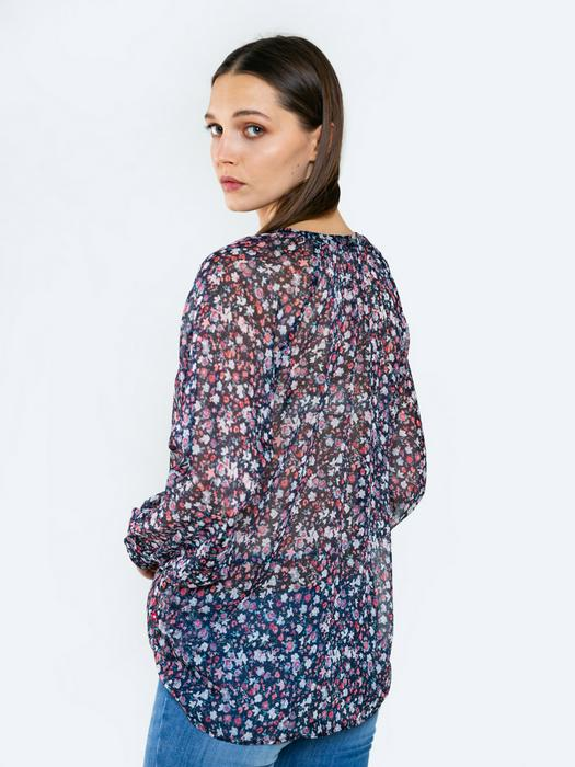 Прозрачная блузка GALIS 403