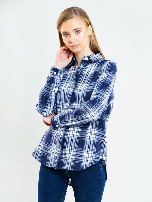 Рубашка в клетку ASHLYN 475
