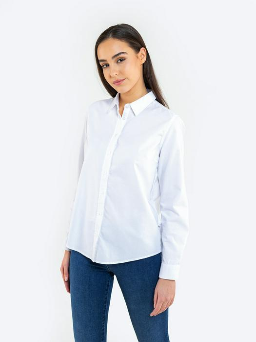 Рубашка с длинным рукавом HANSA 101
