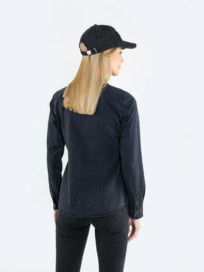 Джинсовая рубашка AVALYNN 900