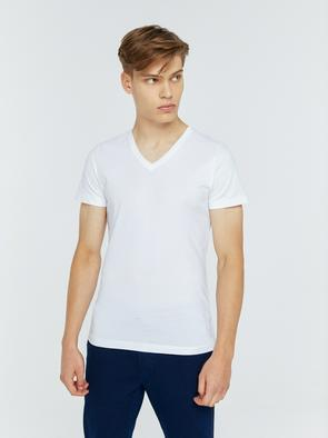 Фуфайка BAIC MEN V NECK slim 110