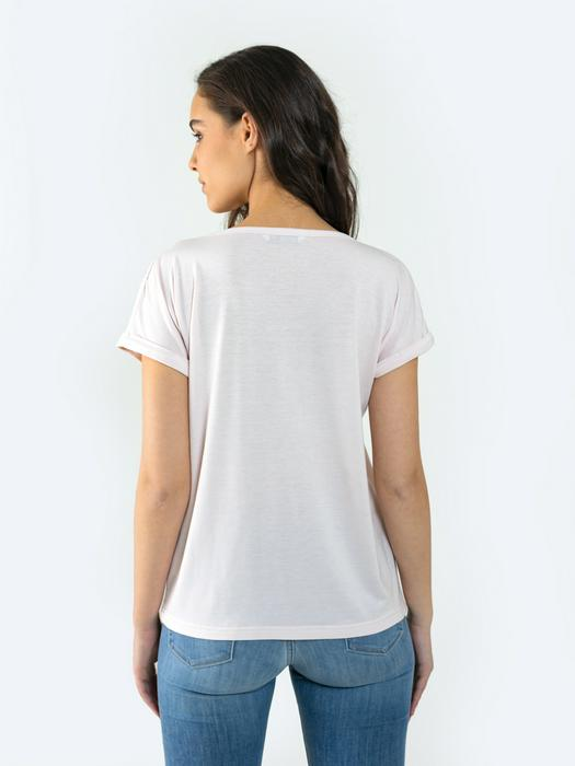 Базовая футболка с надписью ADORA 600