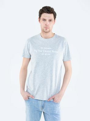 Базовая футболка с надписью REAGENS 901