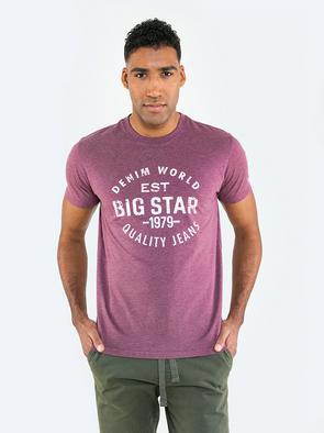 Мужская футболка с принтом HARTELON 604