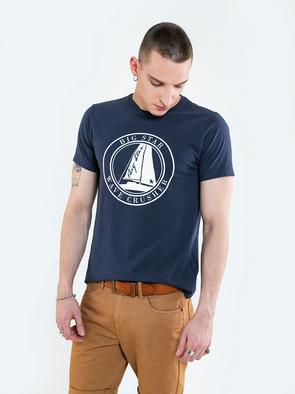 Мужская футболка с изображением SUMMERTES 302