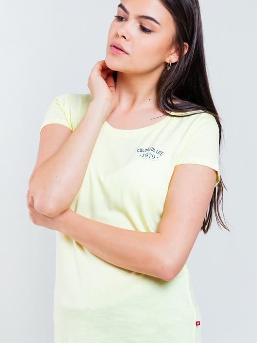 Однотонная футболка с надписью NIKA 238