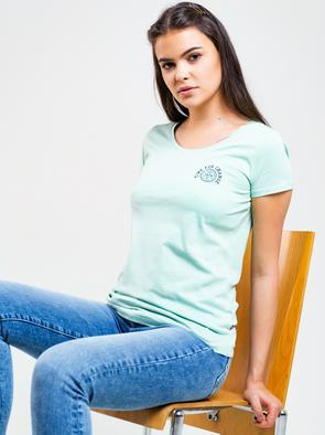Базовая футболка с надписью JUSTICA 315