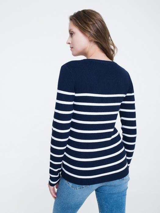 Полосатый свитер HAYLEE 403
