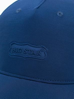 Синяя кепка унисекс MARCSON 404
