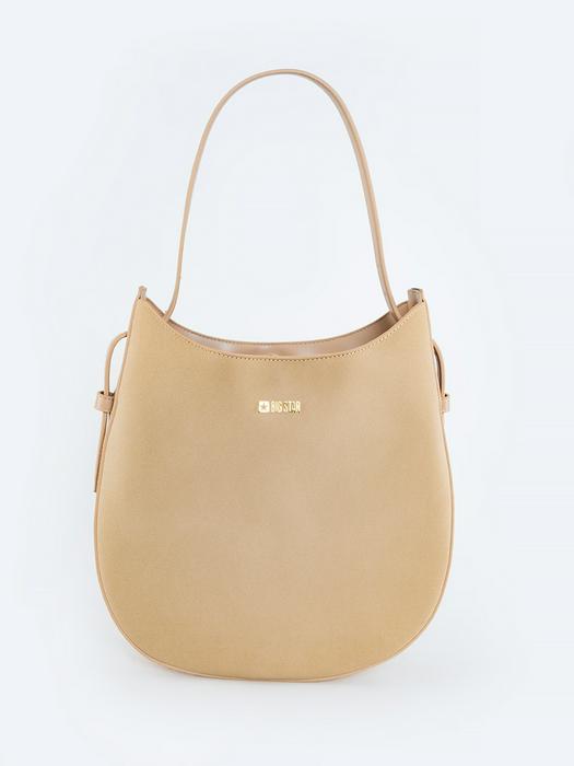 Бежевая сумка шоппер SEDIANA 800