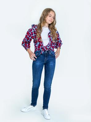 Брюки джинсовые LAYLA 599