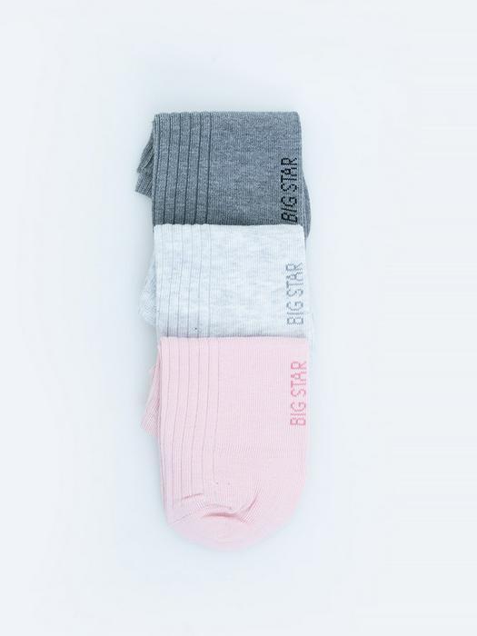 Женские короткие носки 3 пары TRENSA 3