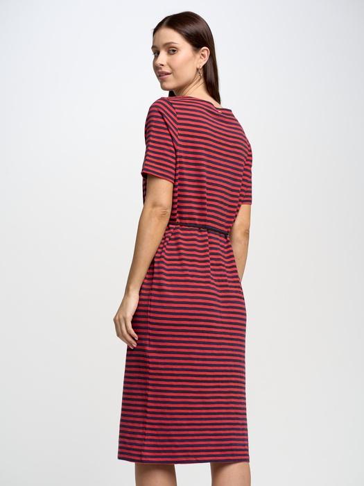 Длинное платье в полоску KYLLEE 603