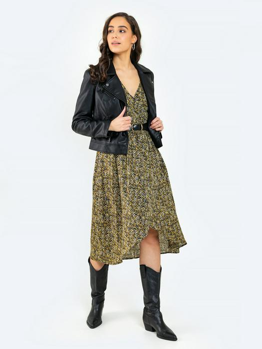 Платье с длинным рукавом SHEENA 000