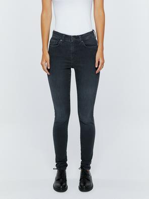 Женские джинсы с высокой посадкой ADELA 895