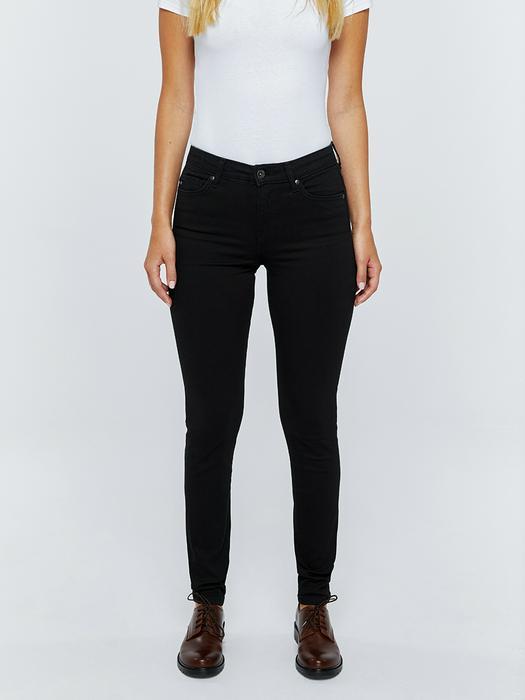 Женские джинсы с высокой посадкой ADELA 910