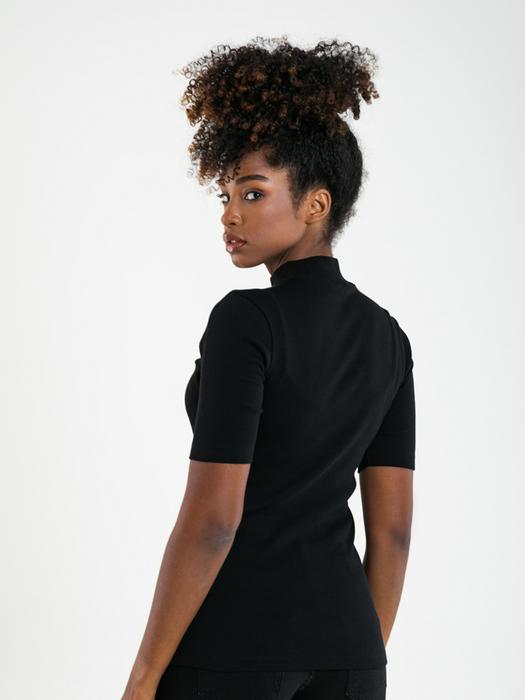 Блузка с коротким рукавом ADELINA 906