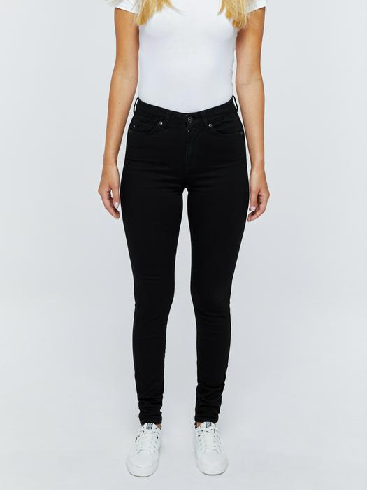Женские джинсы с высокой посадкой CLARA 910
