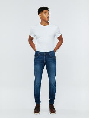 Брюки джинсовые HARPER 328