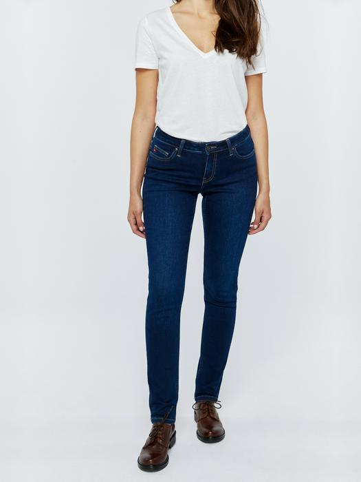 Зауженные джинсы с высокой посадкой KATRINA 359