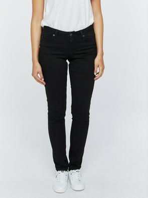 Зауженные джинсы с высокой посадкой KATRINA 910