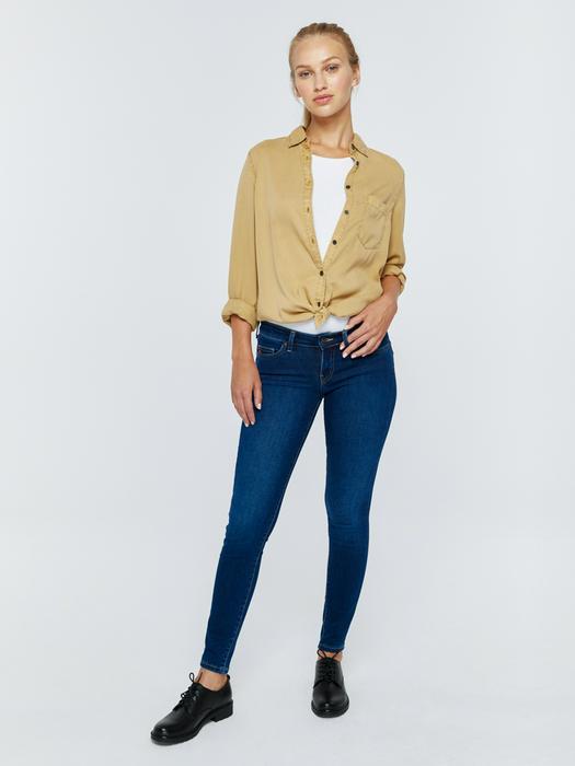 Брюки джинсовые MELINDA 358