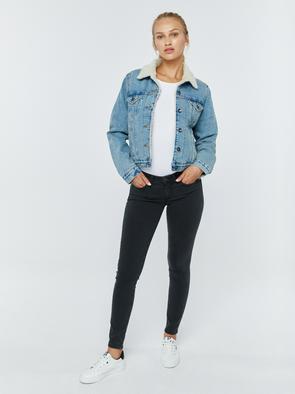 Брюки джинсовые MELINDA 894