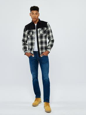 Брюки джинсовые RONALD 315
