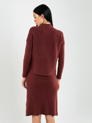 Трикотажная юбка RUBI 803