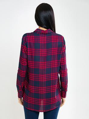 Женская рубашка в клетку SALINANA 403