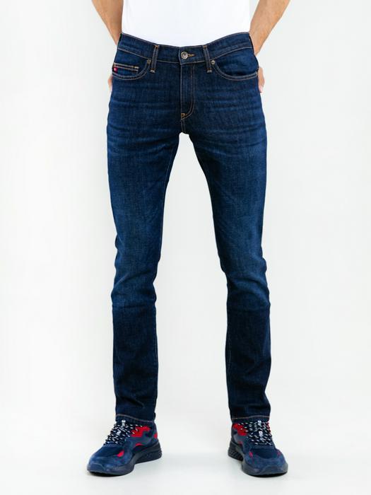 Брюки джинсовые TERRY 604