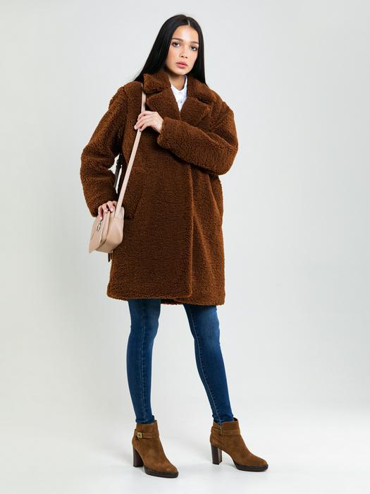 Плюшевое пальто WESTIKA 802