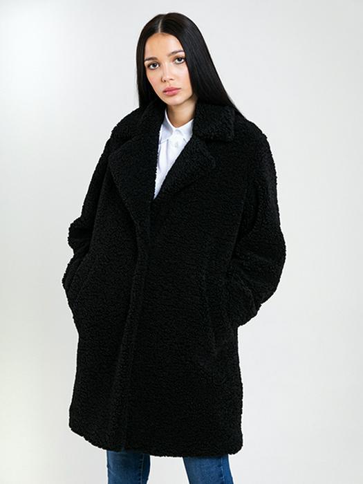 Плюшевое пальто WESTIKA 906